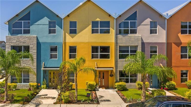 1603 WOODWARD STREET #19, Orlando, FL 32803 - #: O5927930