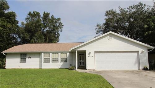 Photo of 4844 ITALY AVENUE, NORTH PORT, FL 34288 (MLS # C7434931)