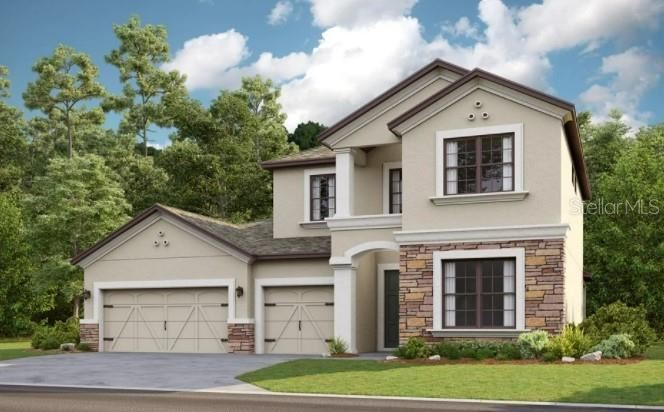 Photo of 3881 GOLDEN KNOT DRIVE, KISSIMMEE, FL 34746 (MLS # S5056931)