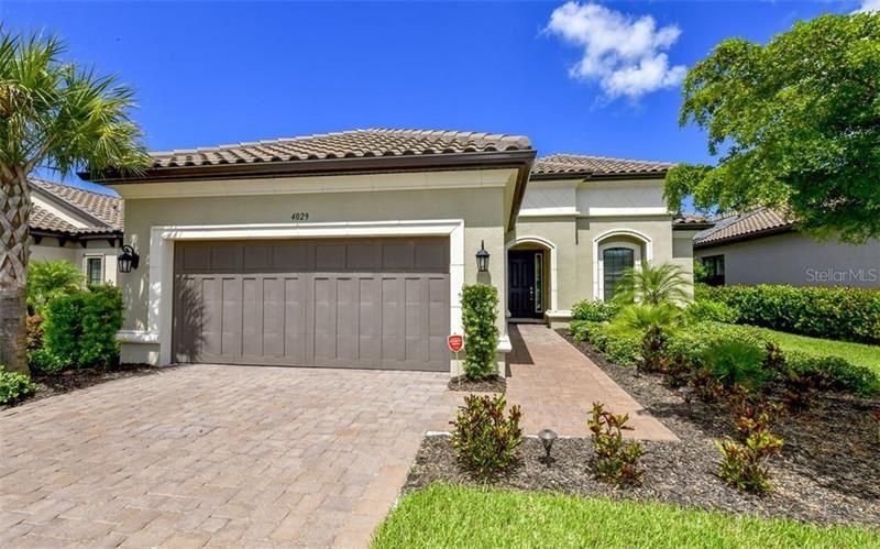 4029 CASCINA WAY, Sarasota, FL 34238 - #: A4469932