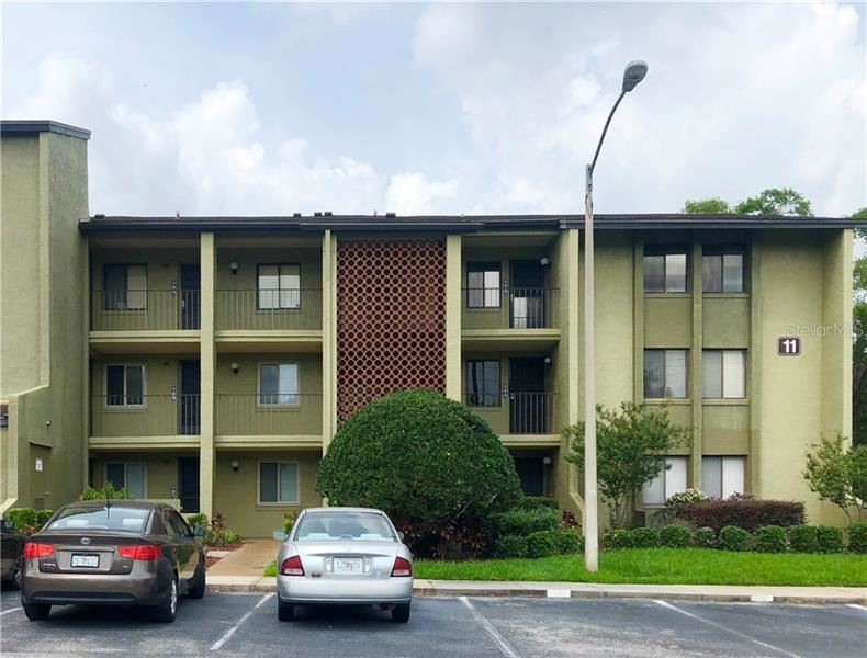 11 ESCONDIDO CIRCLE #108, Altamonte Springs, FL 32701 - #: O5857932