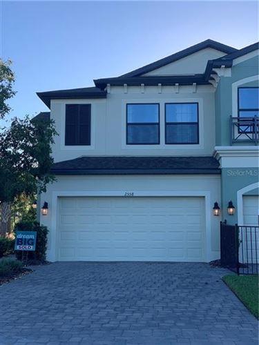 Photo of 2558 STAPLEFORD PLACE, WESLEY CHAPEL, FL 33543 (MLS # J918933)