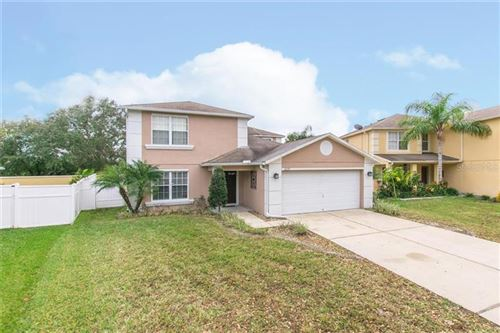 Photo of 3297 AMBERLEY PARK CIRCLE, KISSIMMEE, FL 34743 (MLS # S5028933)