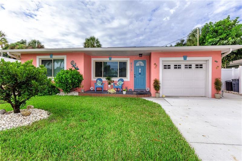 411 87TH AVENUE, Saint Pete Beach, FL 33706 - #: U8101933