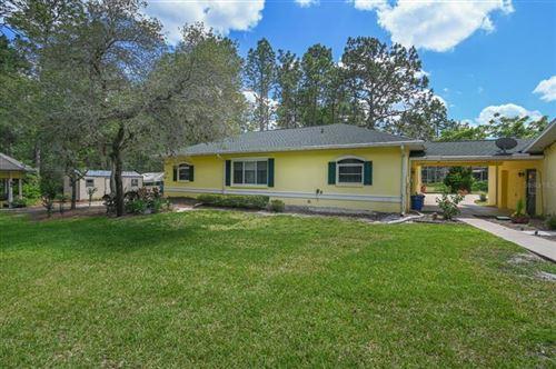 Tiny photo for 5395 N ALLAMANDRA DRIVE, BEVERLY HILLS, FL 34465 (MLS # G5041934)