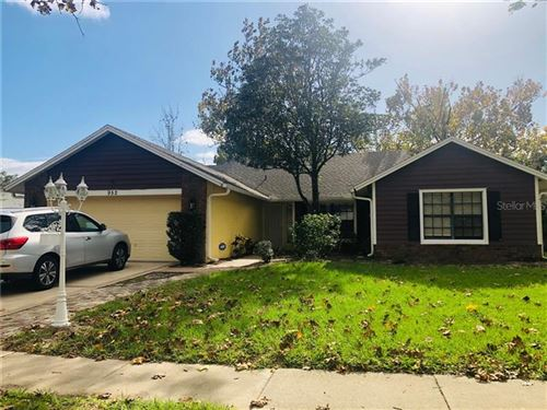 Photo of 952 WESSON DRIVE, CASSELBERRY, FL 32707 (MLS # O5907934)