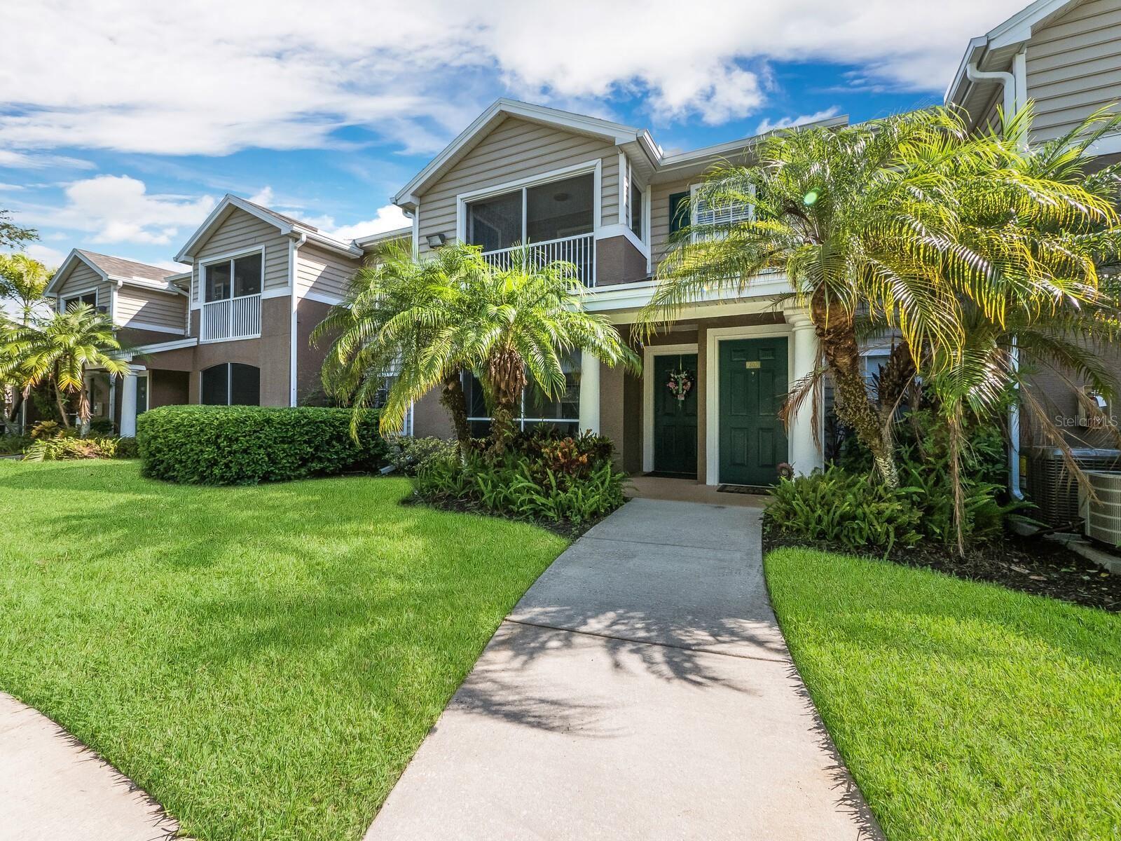 8821 MANOR LOOP #207, Lakewood Ranch, FL 34202 - #: A4511934