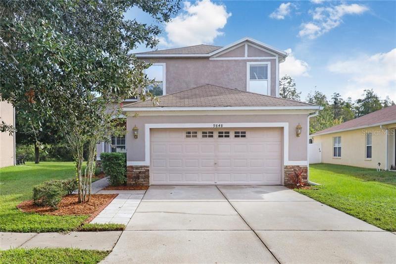 9848 EDMONTON DRIVE, Land O Lakes, FL 34638 - #: T3270934
