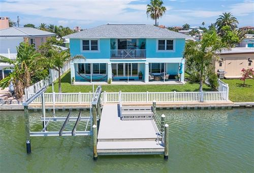 Photo of 16120 4TH STREET E, REDINGTON BEACH, FL 33708 (MLS # U8085935)