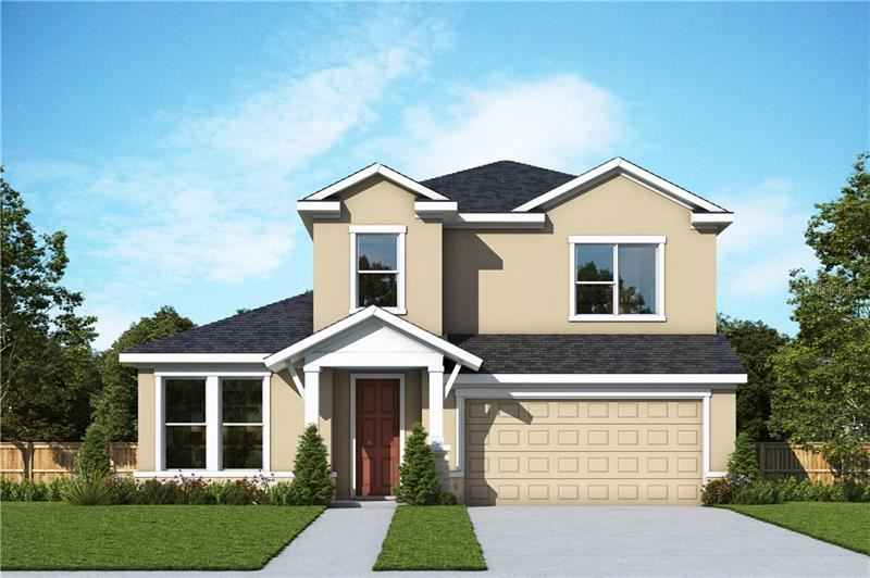 17816 PASSIONFLOWER CIRCLE, Clermont, FL 34711 - #: T3269935