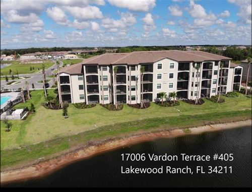 Photo of 17006 VARDON TERRACE #405, BRADENTON, FL 34211 (MLS # A4472936)