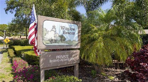 Photo of 4737 WINSLOW BEACON #15, SARASOTA, FL 34235 (MLS # A4496937)