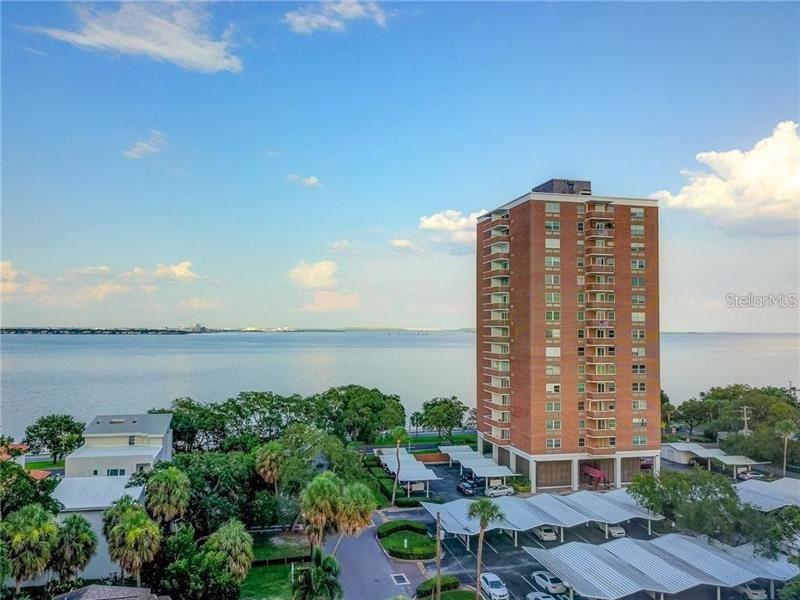 4015 BAYSHORE BOULEVARD #14E, Tampa, FL 33611 - MLS#: T3282937