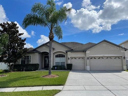 Photo of 2715 BARTLET DRIVE, KISSIMMEE, FL 34741 (MLS # O5980938)