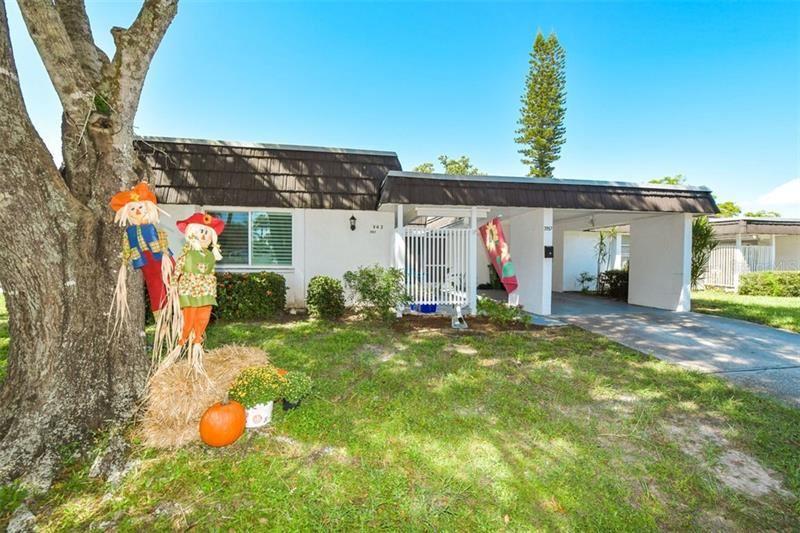 3957 ASHWOOD LANE #43, Sarasota, FL 34232 - #: A4479939
