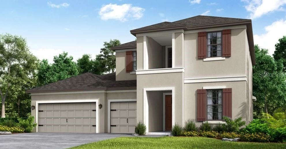 Photo of 3877 GOLDEN KNOT DRIVE, KISSIMMEE, FL 34746 (MLS # S5056939)