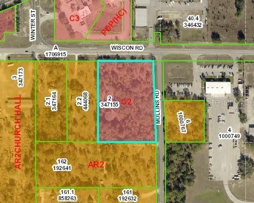 0 WISCON ROAD, Brooksville, FL 34601 - #: T3271939