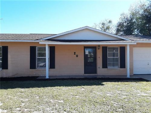 Photo of 20 SUN COUNTRY COURT, EUSTIS, FL 32726 (MLS # G5024940)
