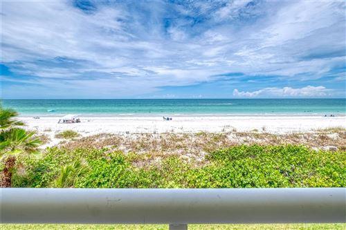 Photo of 2900 GULF BOULEVARD #208, BELLEAIR BEACH, FL 33786 (MLS # U8125940)