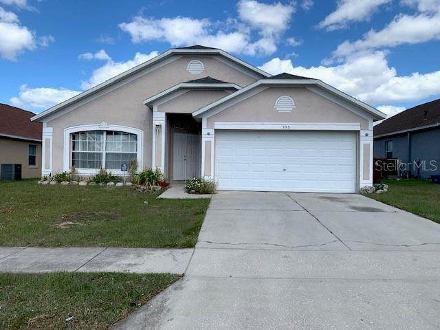 995 KENBAR AVENUE, Haines City, FL 33844 - #: O5980940