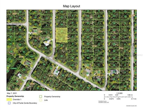 Photo of 3128 or 3136 GUILFORD ST, PORT CHARLOTTE, FL 33948 (MLS # C7442941)