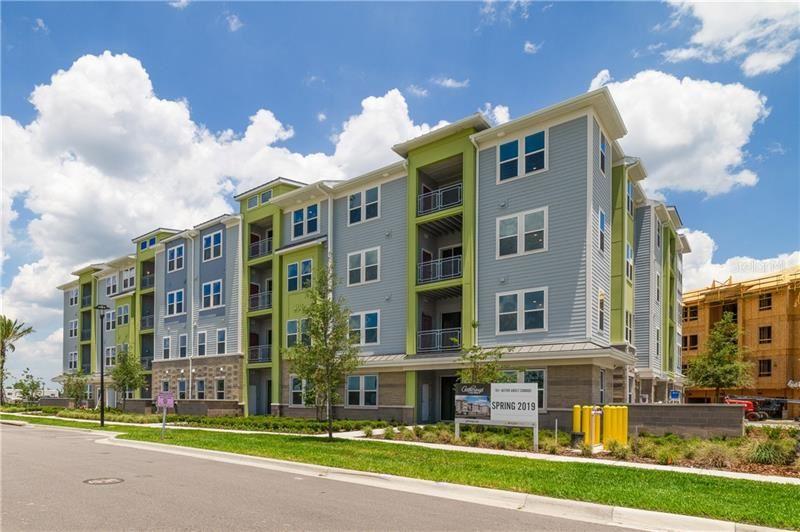 7517 LAUREATE BOULEVARD #4202, Orlando, FL 32827 - #: O5721941