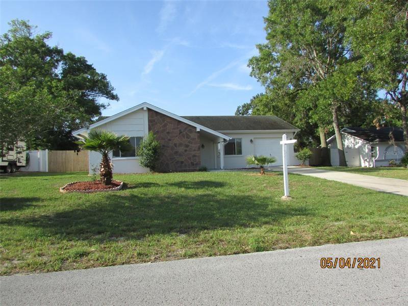11128 MONARCH STREET, Spring Hill, FL 34609 - MLS#: T3304941