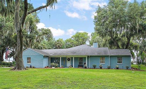 Photo of 411 OAK HAMMOCK LANE, LEESBURG, FL 34748 (MLS # G5029943)