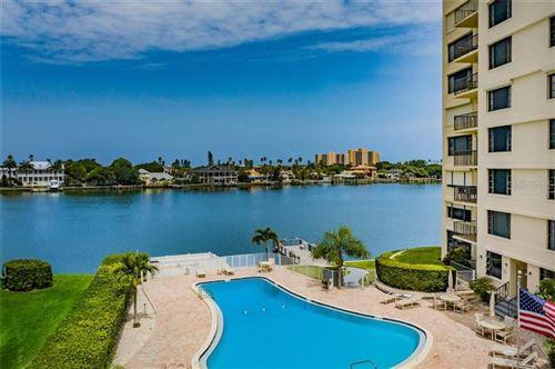 Photo of 750 ISLAND WAY #402, CLEARWATER BEACH, FL 33767 (MLS # U8092943)