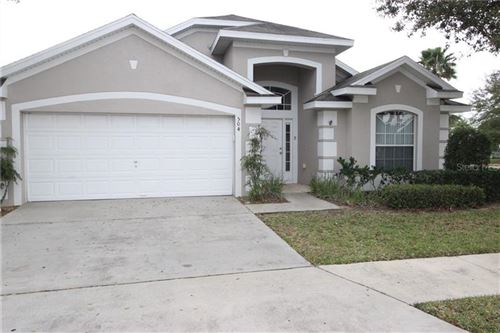 Photo of 504 HAVERSHAM WAY, DAVENPORT, FL 33897 (MLS # P4909944)