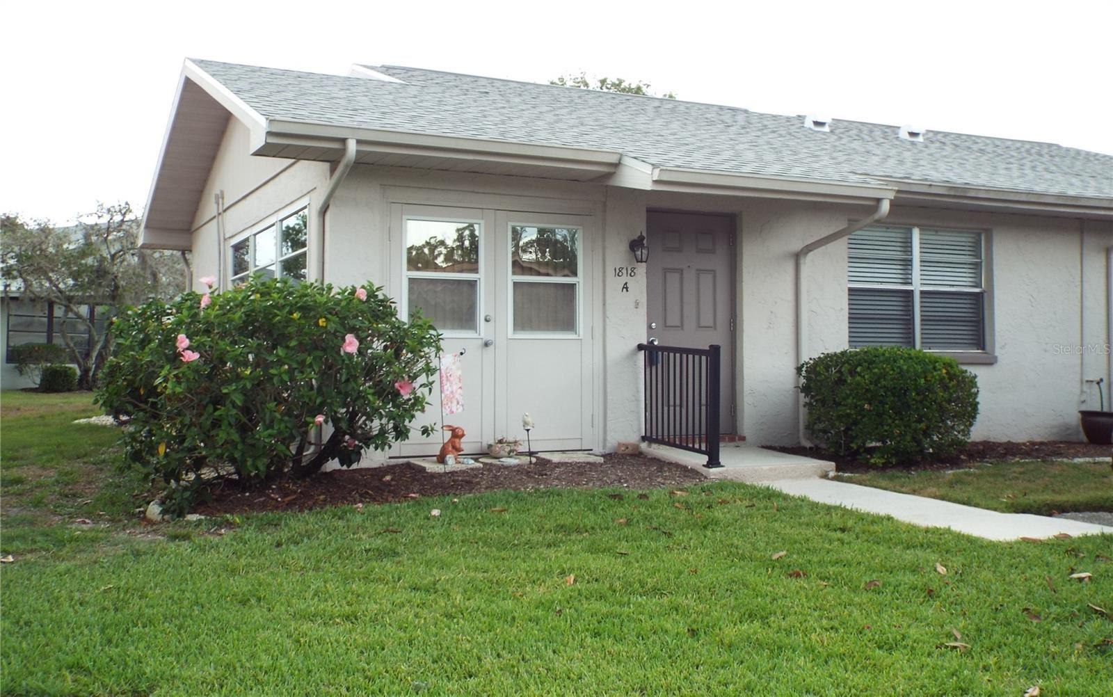 1818 FOXHUNT DRIVE #A, Sun City Center, FL 33573 - #: T3310945