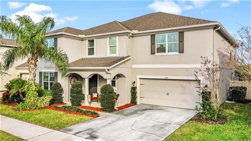 Photo of 4207 OAK LODGE WAY, WINTER GARDEN, FL 34787 (MLS # O5916947)