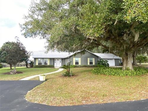 Photo of 15305 NW 112TH PLACE ROAD, MORRISTON, FL 32668 (MLS # OM601947)