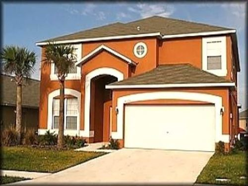 Photo of 8525 PALM HARBOUR DRIVE, KISSIMMEE, FL 34747 (MLS # S5057947)