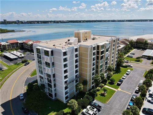 Photo of 855 BAYWAY BOULEVARD #104, CLEARWATER, FL 33767 (MLS # U8139947)