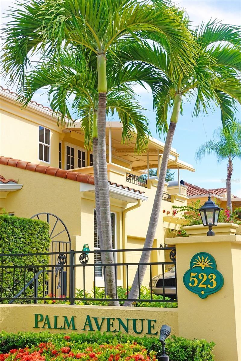 Photo of 523 S PALM AVENUE #8, SARASOTA, FL 34236 (MLS # A4513947)