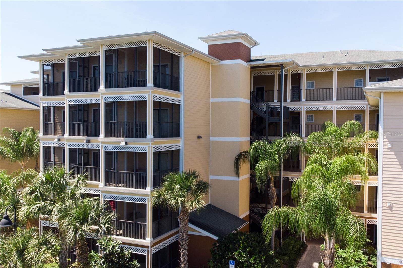 Photo of 9051 TREASURE TROVE LANE #304, KISSIMMEE, FL 34747 (MLS # S5056947)