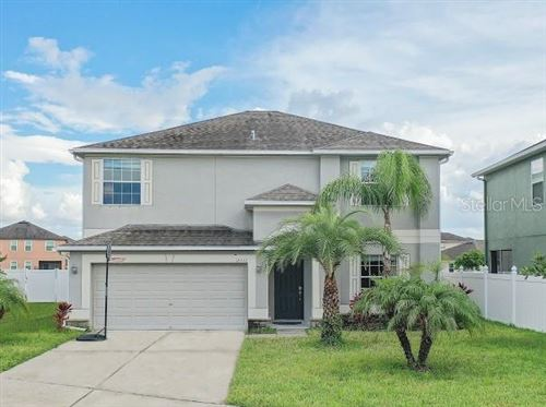 Photo of 18332 ROSSENDALE COURT, LAND O LAKES, FL 34638 (MLS # T3307948)
