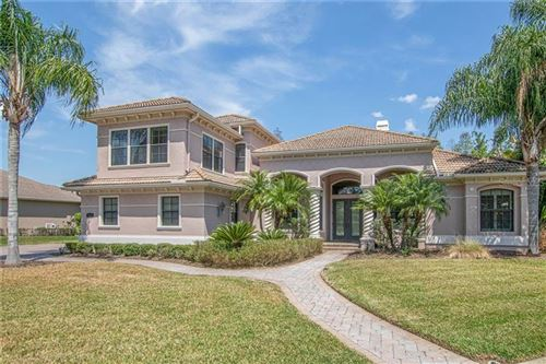 Photo of 20112 LACE CASCADE ROAD, LAND O LAKES, FL 34637 (MLS # T3300949)
