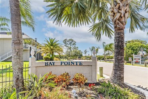 Photo of 8811 BAY POINTE DRIVE #201, TAMPA, FL 33615 (MLS # T3306949)