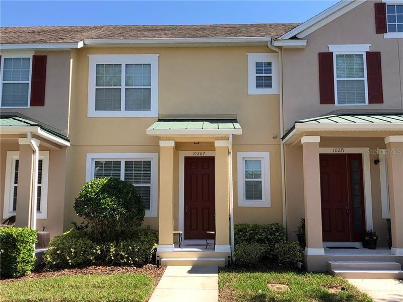 10267 HARTFORD MAROON ROAD #1, Orlando, FL 32827 - MLS#: S5030949