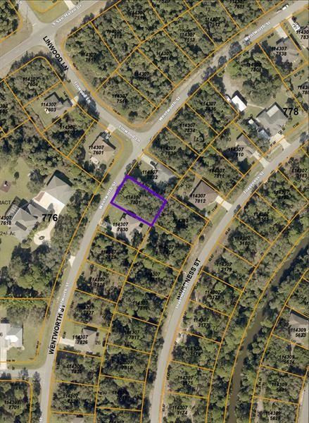 Photo of WENTWORTH STREET, NORTH PORT, FL 34288 (MLS # C7442951)