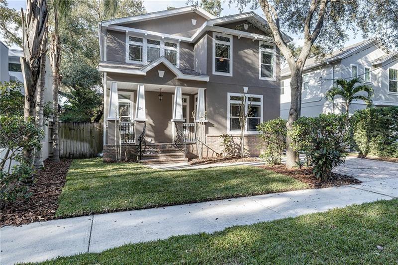 2801 W THORNTON AVENUE #1\/2, Tampa, FL 33611 - #: O5936951
