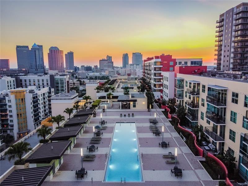 1208 E KENNEDY BOULEVARD #1014, Tampa, FL 33602 - MLS#: U8121951