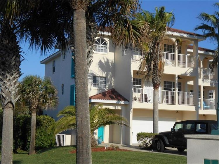 610 S ATLANTIC AVENUE #1, New Smyrna Beach, FL 32169 - #: O5435952