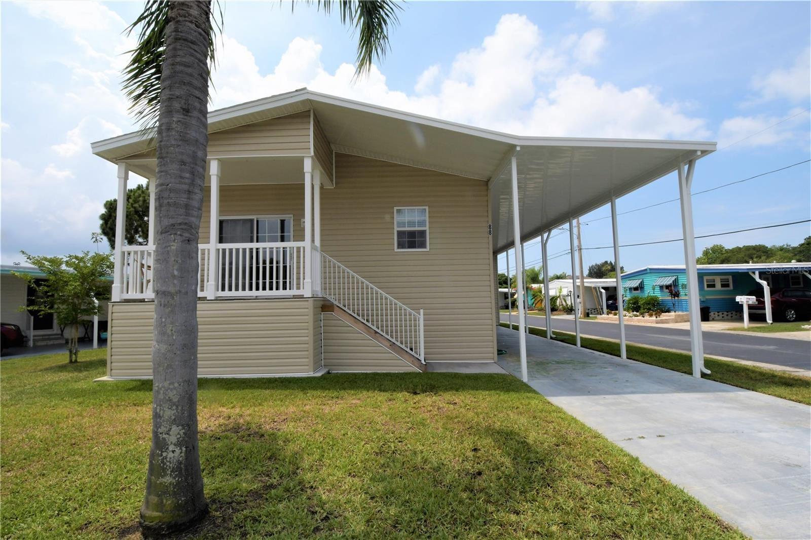 88 YAWL LANE #88, Palm Harbor, FL 34683 - #: U8122952