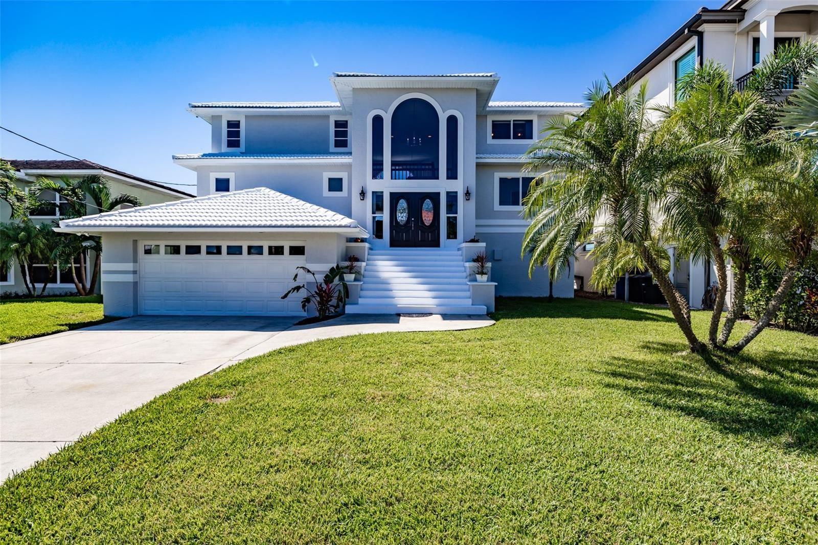 227 BAYSIDE DRIVE, Clearwater, FL 33767 - #: U8139952