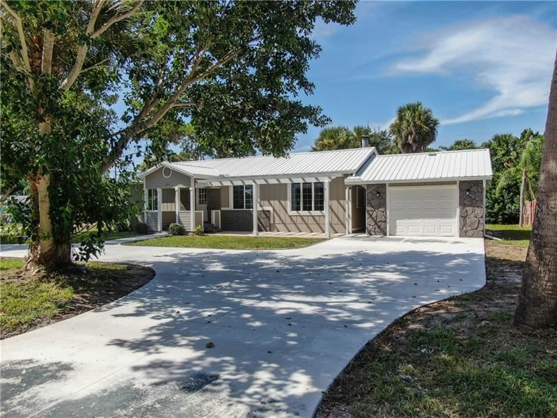 Photo for 222 PAVONIA ROAD, NOKOMIS, FL 34275 (MLS # C7432953)