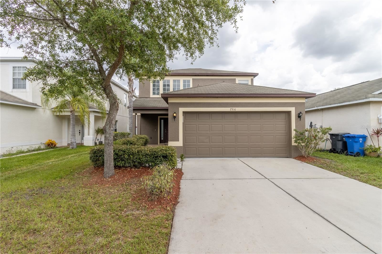 7951 CARRIAGE POINTE DRIVE, Gibsonton, FL 33534 - #: T3309953