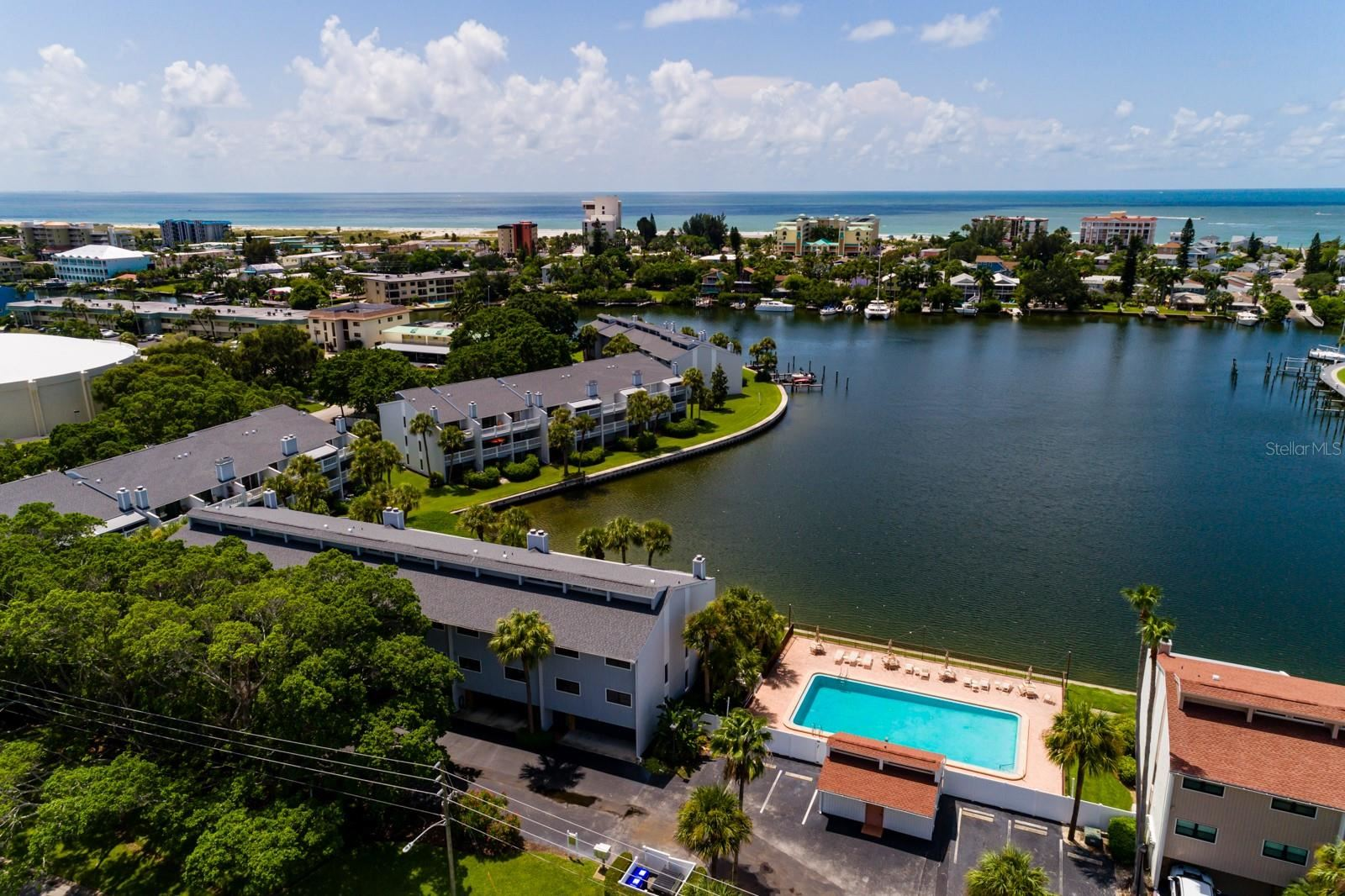 12206 2ND STREET E #603, Treasure Island, FL 33706 - MLS#: T3327954